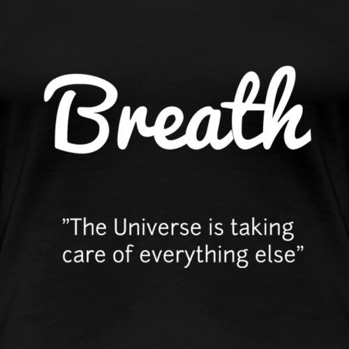 Breath - Women's Premium T-Shirt