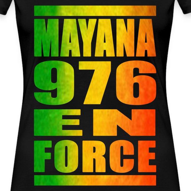 mayana 976 en force