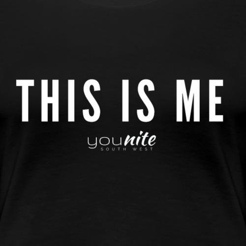 This is me - Women's Premium T-Shirt
