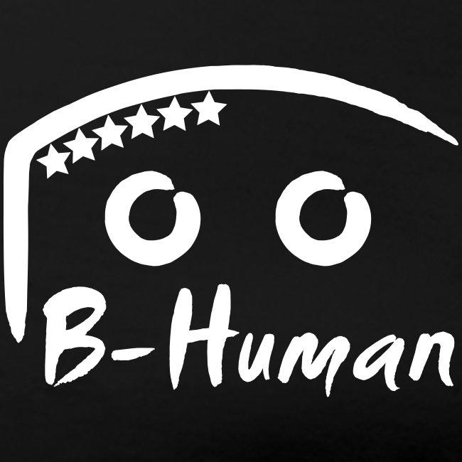 B Human Flag Six Star
