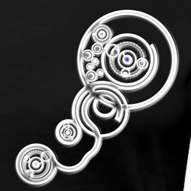 [Men's] Clockwork - WHITE