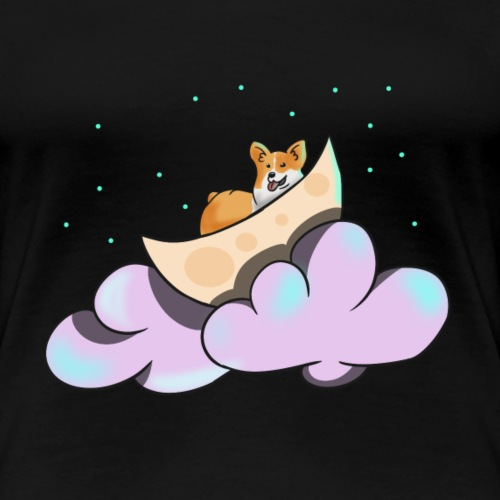 T-shirt für Corgi Hunde Fans Liebhaber/in