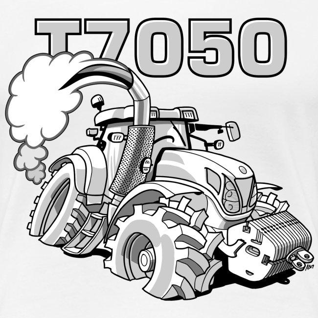 0846 NH T7050 gray