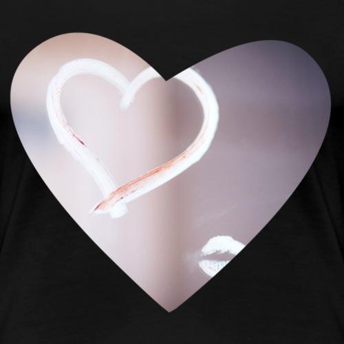 Purity Love - Frauen Premium T-Shirt