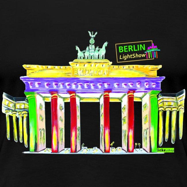 Berlin/Brandenburger Tor/PopArt/BerlinLightShow