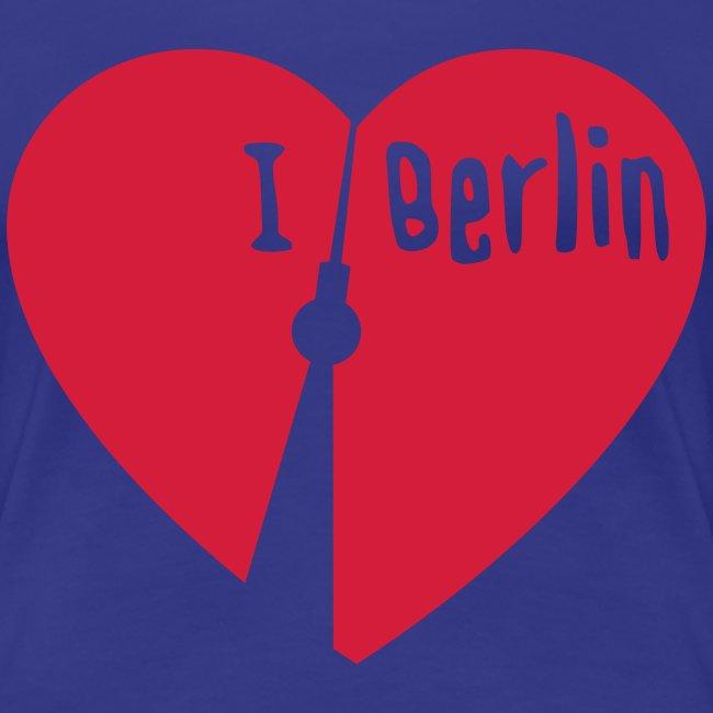 I love Berlin (1-farbig)