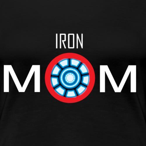 Iron mom - Women's Premium T-Shirt