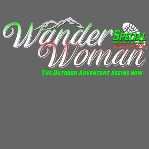 Special Edition Wander Woman Wandern Geschenk