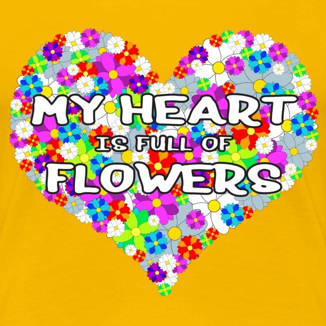My Heart is full of Flowers