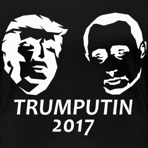 Trump & Putin 2017 - Frauen Premium T-Shirt