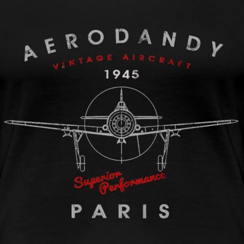 aerodandy - T-shirt Premium Femme