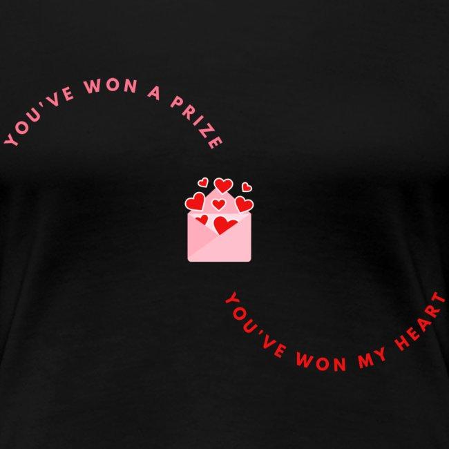 you´ve won a prize