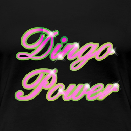 Dingo Power - Frauen Premium T-Shirt