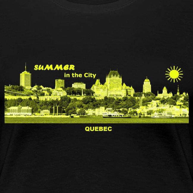 Summer City Quebec Kanada