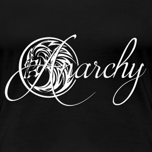 Créative Anarchy - T-shirt Premium Femme