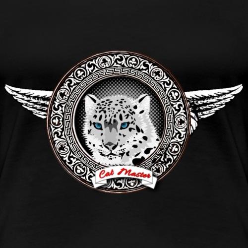Cat Master - Frauen Premium T-Shirt