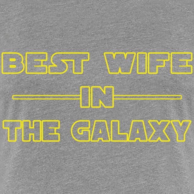 Best wife in the galaxy