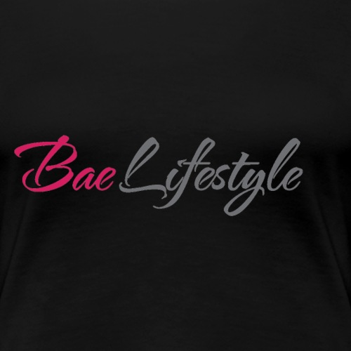 bae lifestyle clothing - Women's Premium T-Shirt