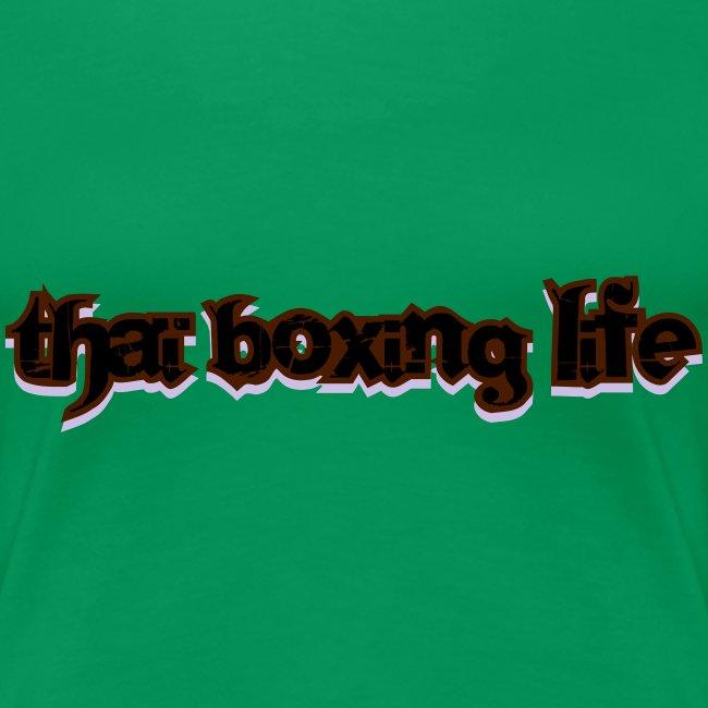 MTS92 THAI BOXING LIFE