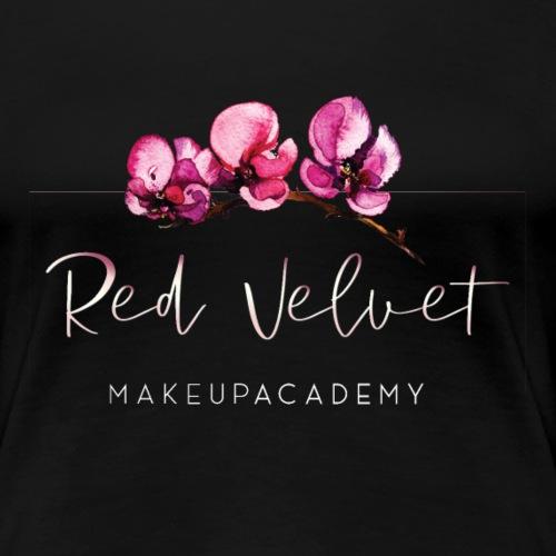Red Velvet Makeup Academy - Women's Premium T-Shirt