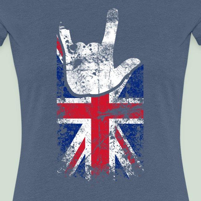 ILY Handsign Großbritannien