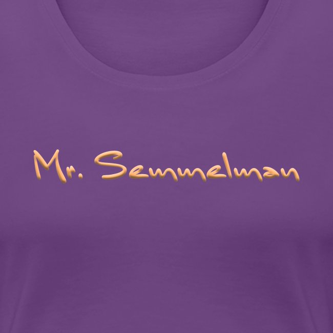 Mr Semmelman text