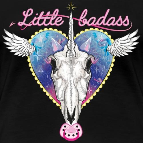 Little badass - T-shirt Premium Femme