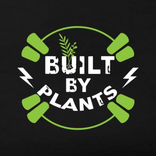 Built By Plants - Frauen Premium T-Shirt