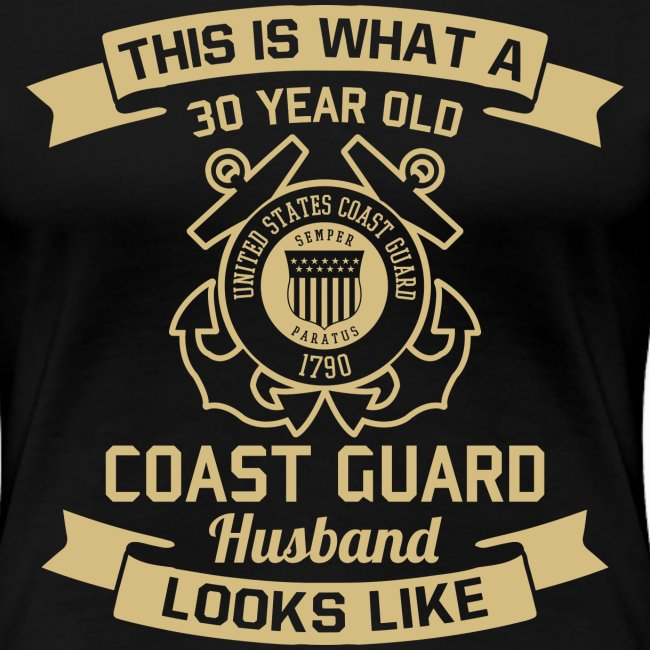 This Is What A 30 Year Old Coast Guard Husband
