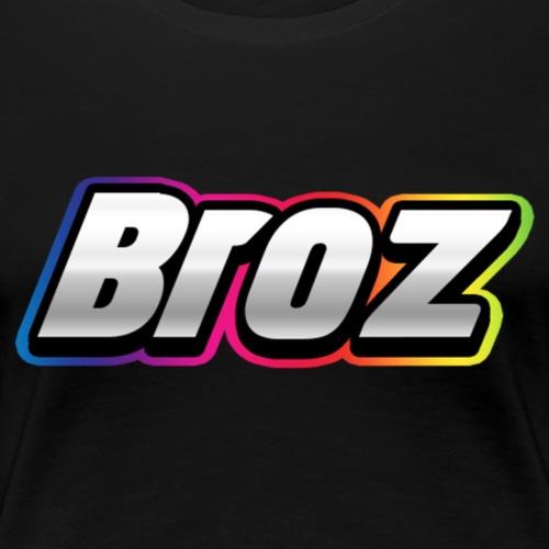 Broz - Vrouwen Premium T-shirt