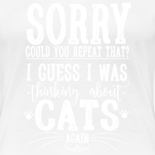 Sorry Cats II