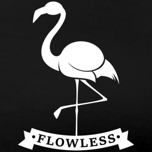 Flamingo white - Vrouwen Premium T-shirt