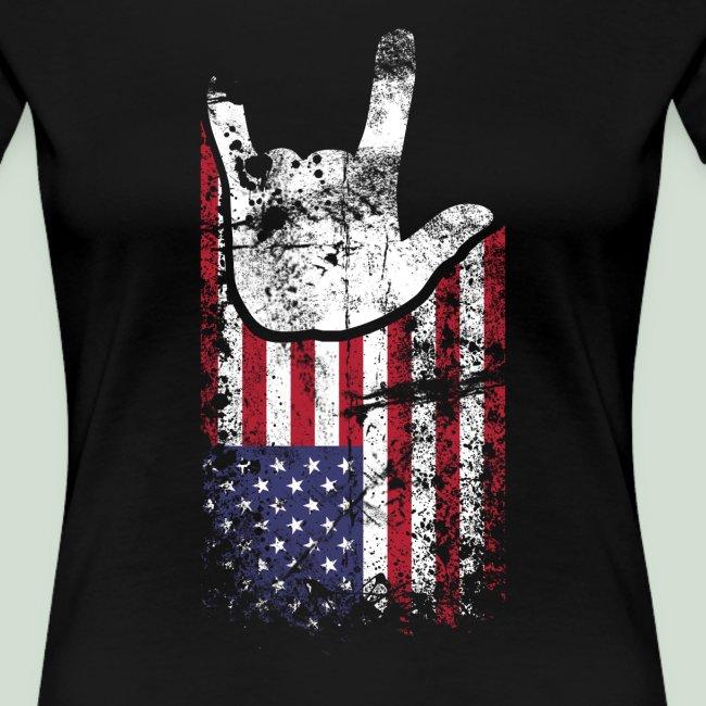 ILY Handsign USA