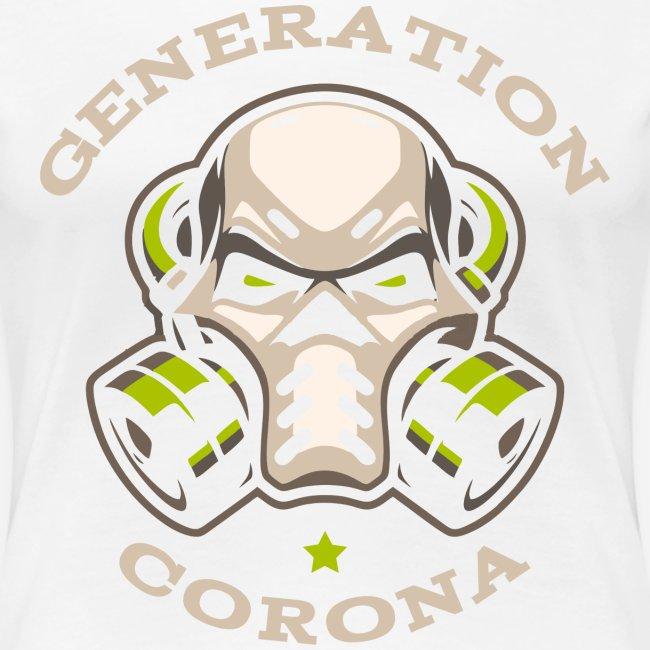 Corona-Generierung covid