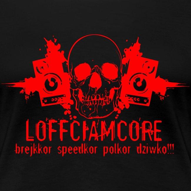 Loffciamcore Red