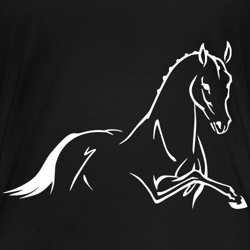 Dressur - Passion & Harmonie - Frauen Premium T-Shirt