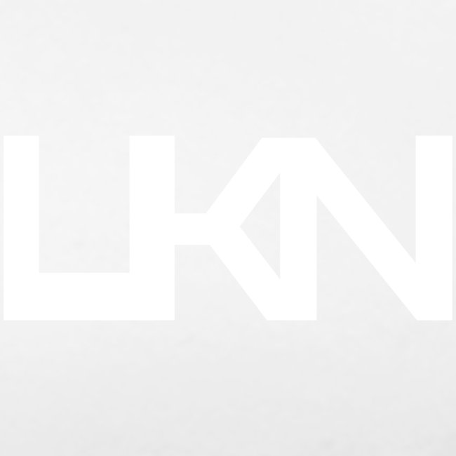 UKN Just White Text