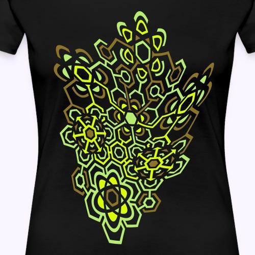 LectroMaze Warped - Vrouwen Premium T-shirt