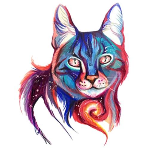 Dulce gatito - Camiseta premium mujer