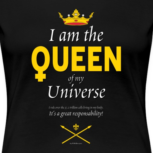 Royal Queen T-shirt - PAN Design - Queen