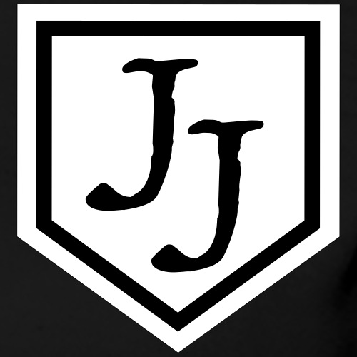 JJ logga - Premium-T-shirt dam