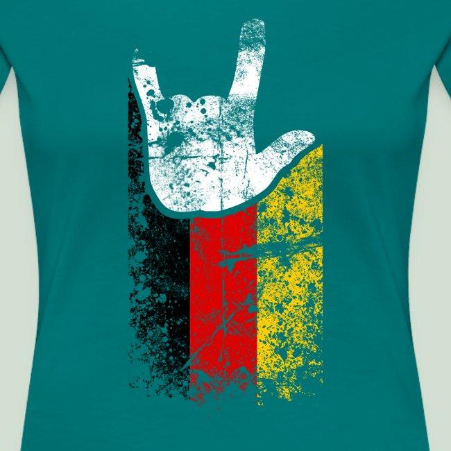 ILY Handsign Germany
