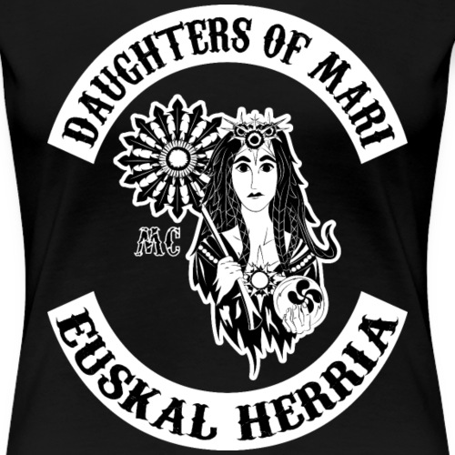 Daughters of Mari - Camiseta premium mujer