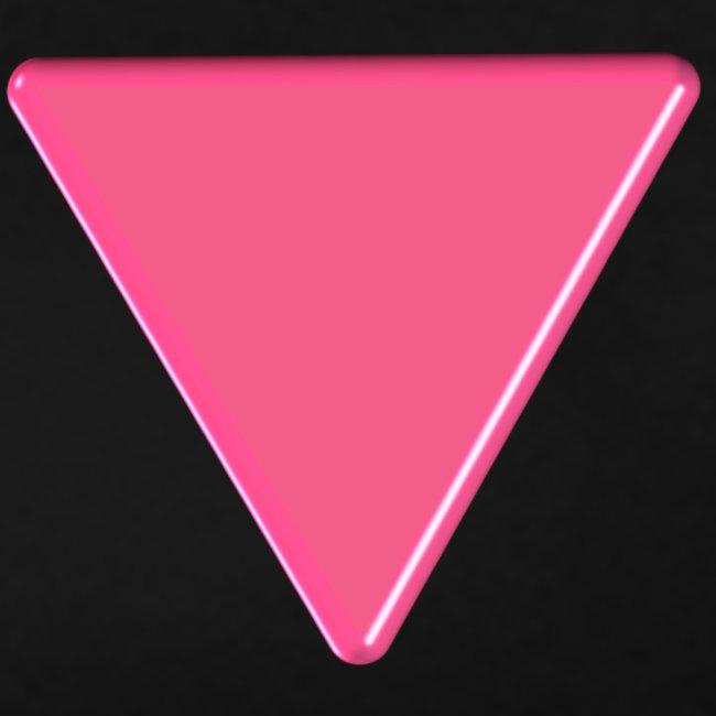 triangolo rosa per donne