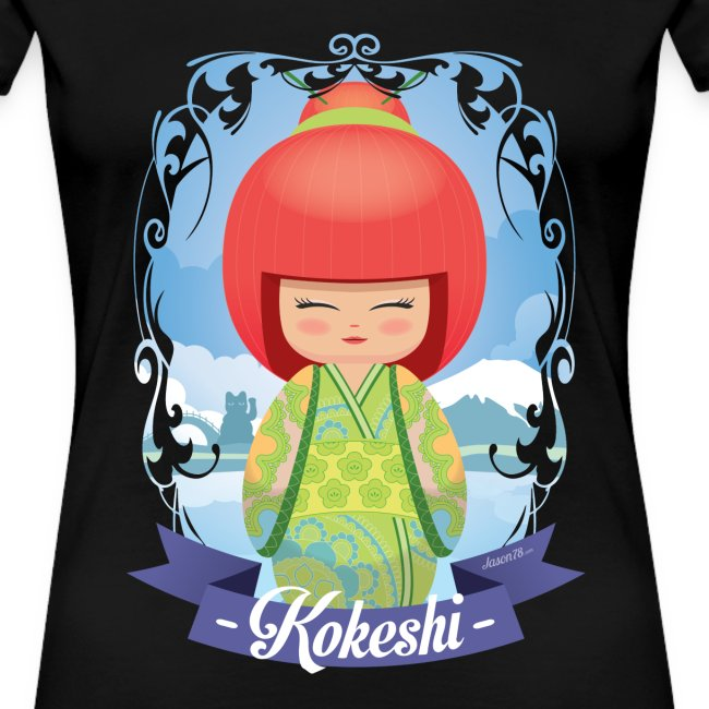 Kokeshi mod. 5