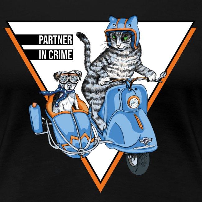 Partner in Crime - Cat & Dog