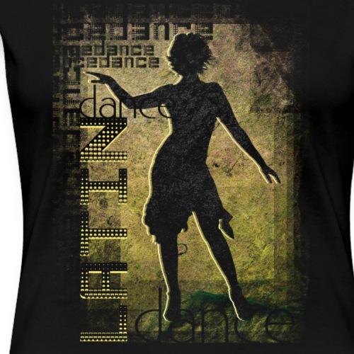 kl dance43 - Frauen Premium T-Shirt