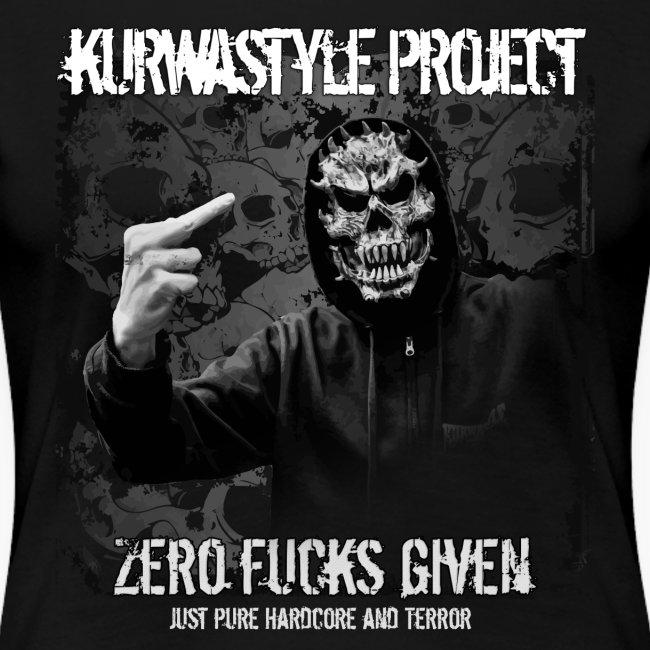 Kurwastyle Project - Zero F*cks Given