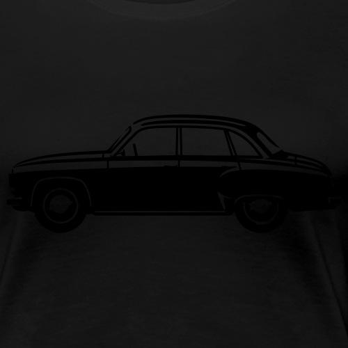 Wartburg soda - Women's Premium T-Shirt
