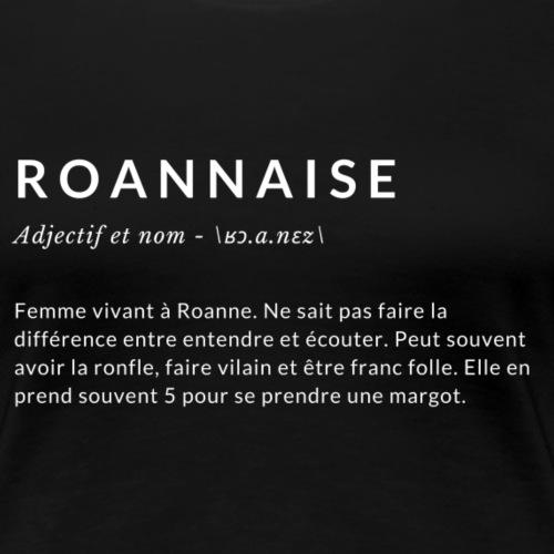 Roannaise